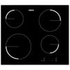 Zanussi ZEV56240FA (черный) - Варочная поверхностьВарочные панели<br>Тип панели: электрическая, установка: независимая, всего конфорок 4, материал панели: стеклокерамика, расположение панели управления: спереди, тип сенсорного управления: кнопочное.<br>