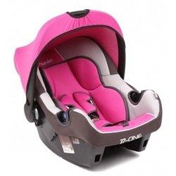 Автокресло детское с рождения до 13 кг (Nania Beone SP LX agora framboise) (розовый)