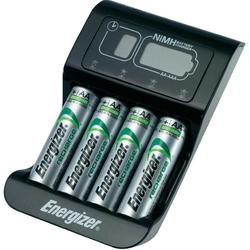 Аккумулятор + зарядное устройство для AA (Energizer 638580) (4 шт. AA, 2000 мАч)