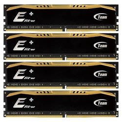 team group elite plus ddr4 2400 dimm 16gb (kit 4*4gb)