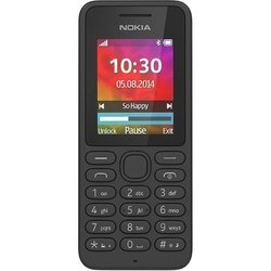 Nokia 130 Dual sim (черный) :::