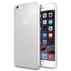"Чехол-накладка для Apple iPhone 6 plus, 6s Plus 5.5"" (Spigen Case Air Skin SGP11157) (прозрачный)"
