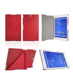 Чехол-подставка для Sony Xperia Tablet Z3 (IT BAGGAGE ITSYZ301-1) (красный)