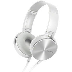 Sony MDR-XB450AP (белый)