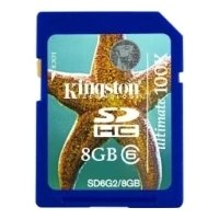 kingston sd6g2/8gb