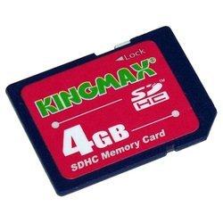 Kingmax SDHC 4GB Class 4