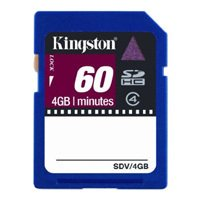 kingston sdv/4gb