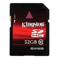 kingston sd10/32gb