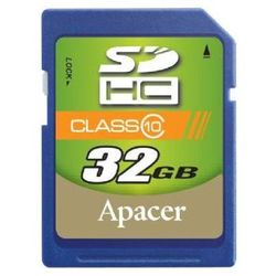 apacer sdhc 32gb class 10