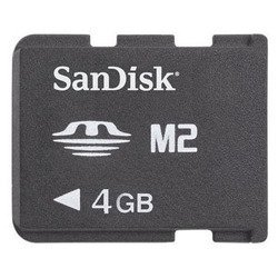 Sandisk MemoryStick Micro M2 4GB (96.9400A.0390B)