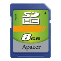 apacer sdhc 8gb class 4