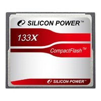 silicon power 133x professional compact flash card 4gb