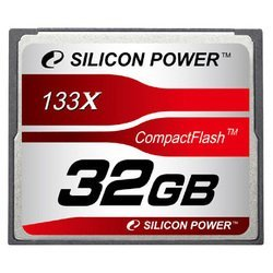silicon power 133x professional compact flash card 32gb