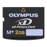 olympus xd card m+ 2gb