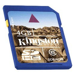 kingston sd6/4gb