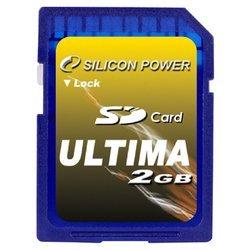 silicon power secure digital ultima 2gb 45x