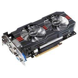 Видеокарта ASUS GeForce GTX 650 Ti 928Mhz, PCI-E 3.0, 2048Mb, 5400Mhz, 128 bit, 2xDVI, HDMI, HDCP, RTL