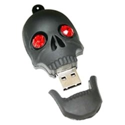 satzuma skull flash drive 8gb