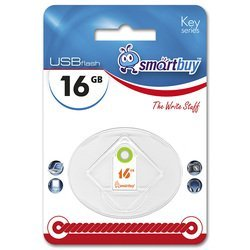 SmartBuy Key 16GB (белый)
