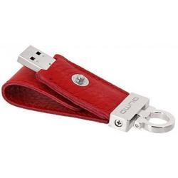 Qumo LEX USB 2.0 64Gb (красный)