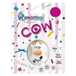 SmartBuy Wild Series Cow 16GB (белый)