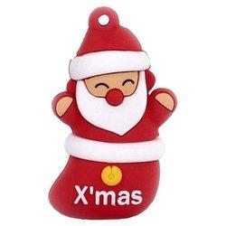 SmartBuy X'mas series Santa 8GB (красный)