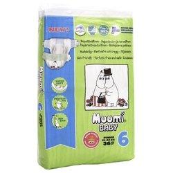 Muumi Baby 6 (12-24 кг) 36 шт.