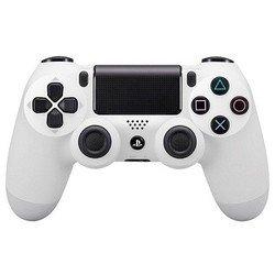 Геймпад Беспроводной Dualshock 4 для Sony PlayStation 4 (CUH-ZCT1EWHITE) (белый)