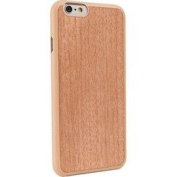 "Чехол-накладка для Apple Iphone 6, 6s 4.7"" (Ozaki OC556SP Ocoat 0.3+ Wood) (бежевый)"