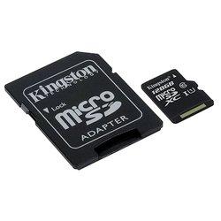 Kingston SDCX10/128GB UHS-I + SD адаптер