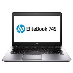 "hp elitebook 745 g2 (f1q55ea) (a10 pro 7350b 2100 mhz/14.0""/1366x768/8.0gb/500gb/dvd нет/amd radeon r6/wi-fi/bluetooth/win 7 pro 64)"