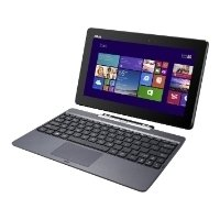asus transformer book t100taf-bing-dk001b 32gb dock (90nb06n1-m00740) (черно-серый) :::