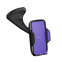 """Универсальный автомобильный держатель для смартфонов 3.5""""-5.9"""" Crab Vogue (Deppa 55127) (черный)"""