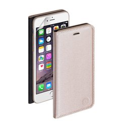 �����-������ ��� apple iphone 6 (deppa wallet cover pu 84069) (����������) + �������� ������