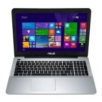 "asus x555ln (core i3 4010u 1700 mhz/15.6""/1366x768/4.0gb/500gb/dvd-rw/nvidia geforce 840m/wi-fi/bluetooth/win 8 64)"