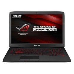 """ASUS ROG G751JM (Core i7 4710HQ 2500 Mhz/17.3""""/1920x1080/8.0Gb/2000Gb/DVD-RW/NVIDIA GeForce GTX 860M/Wi-Fi/Bluetooth/DOS)"""