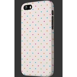 "чехол-накладка для apple iphone 6 4.7"" (oxo dot cover case polka xcoip64dpopk6) (розовый)"