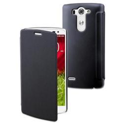Чехол-книжка для LG G3 S (Muvit Easy Folio Case MUEAF0149) (черный)