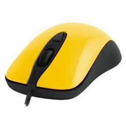 мышь steelseries kinzu v2 62023 yellow optical gamer usb
