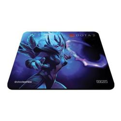 коврик для мыши steelseries qck+ dota 2 vengeful spirit edition