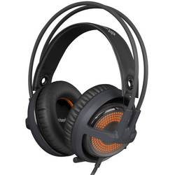 Наушники с микрофоном Steelseries Siberia v3 Prism 51201 серый (1.5м) накладные (оголовье) USB