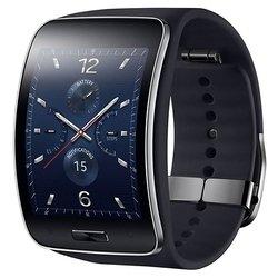 Умные часы Samsung Gear S (SM-R7500ZKASER) (черный)