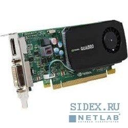 PNY Quadro K420 PCI-E 2.0 1024Mb 128 bit DVI OEM (VCQK420BLK-1)