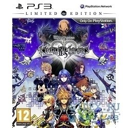 игры kingdom hearts hd 2.5 remix limited edition