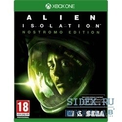 игры alien isolation. nostromo edition (русская версия)