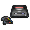 Sega Magistr Drive 2 (160 встроенных игр) - Игровая приставкаИгровые приставки<br>Игровая приставка, 16 бит, 160 встроенных игр, размеры: 220x210x46 мм.<br>