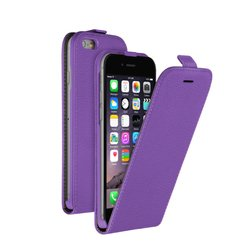 ��������� �����-���� ��� apple iphone 6 (deppa flip cover 81037) (����������) + �������� ������