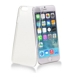 клип-кейс для apple iphone 6 4.7 smartbuy crystal (sbc-crystal ip6 4.7-w) (прозрачный)