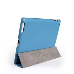 ������� �����-������ ��� apple ipad 3 new (lether smart cover) (�����) + �������� �� ������ ������