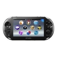 sony playstation vita slim (черный)